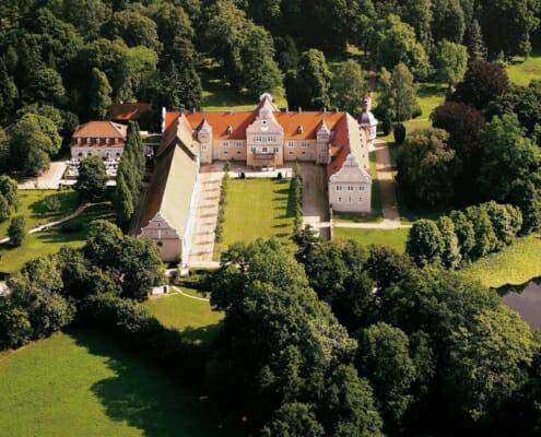 Standort des Kniggekolleg in Kranichstein bei Darmstadt