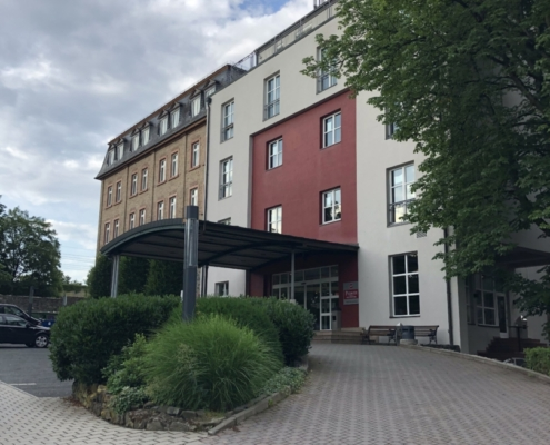 Villa Stokkum Hanau