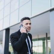 moderne Helfer Smartphone-Knigge