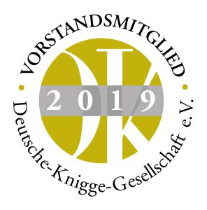 Deutsche-Knigge-Gesellschaft e.V. - Vorstandsmitglied: Michael Mayer